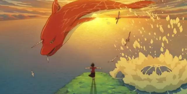 【艺博映话】第3期 | 动画电影《大鱼海棠》放映及导演梁旋分享交流